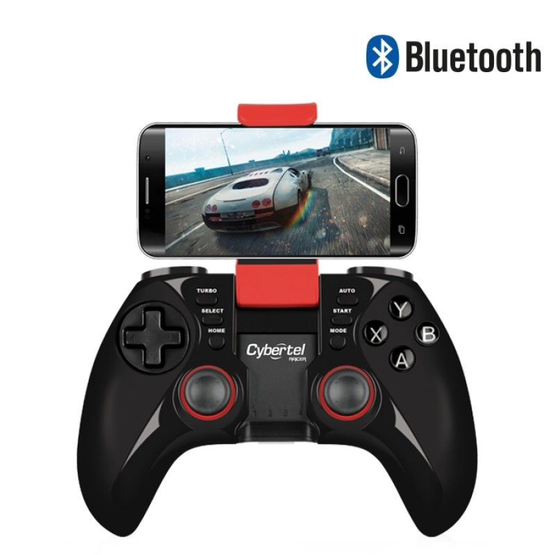 Cybertel - Gamepad Bluetooth Racer G805BT Android Windows iOS al pormayor