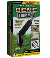 PODADORA PORTATIL BIONIC TRIMMER-Pormayor.pe